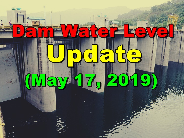 Dam Water Levels