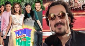 'Home Sweetie Home' Is Open For John Lloyd Cruz