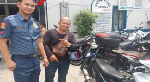 Kind Policeman Helps Motorist To Find His Missing Motorcycle