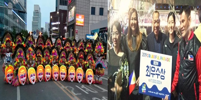 masskara festival in Korea 6