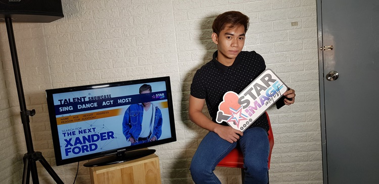 New Xander Ford