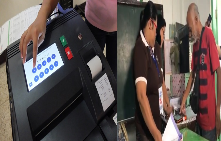 Vote Counting Machines