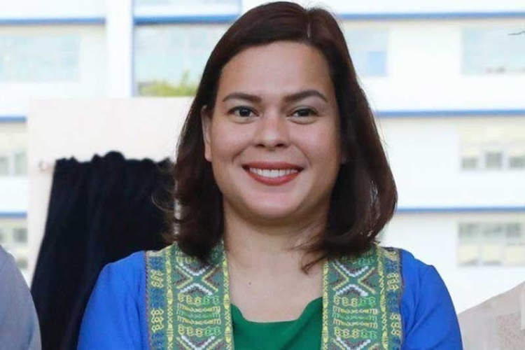 Sara Duterte - veiled threat from Alan Peter Cayetano