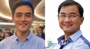 """Vico Sotto Reacts To """"Dayaan"""" Allegation From Rival Robert Eusebio"""