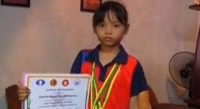 8-Year-Old Pinoy Chess Player Won 3 Silver Medals At ASEAN