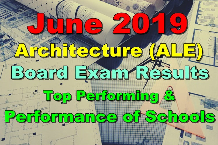 Architecture Board Exam Results