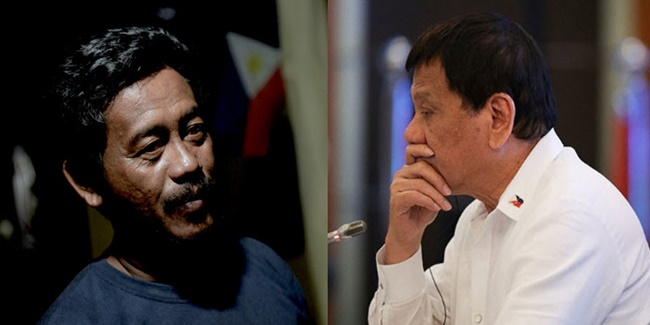 Captain and Duterte