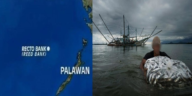 Chinese ship sank Filipino boat 1