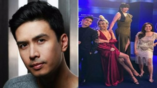 Christian Bautista Idol PH judges