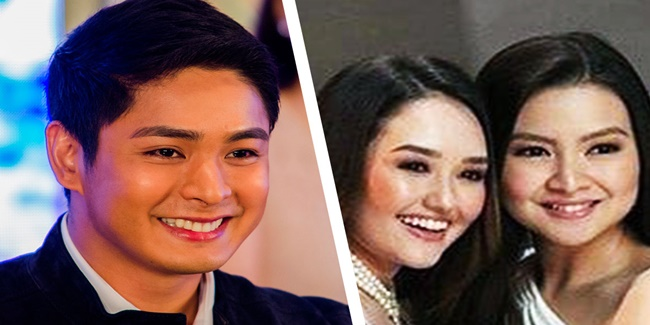 Coco Martin and Kara Mia