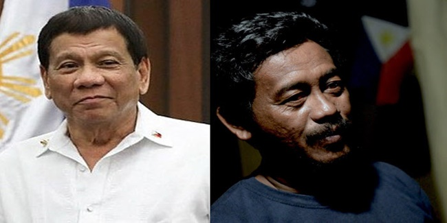Duterte and jonnel insigne