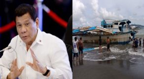 "Duterte Breaks Silence On Filipino Sinking Boat: ""Little Maritime Accident"""
