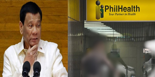 Duterte on Philhealth 1