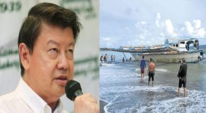 Fil-Chinese Biz Group Pledge Aid For Pinoy Fishers Rammed By Chinese