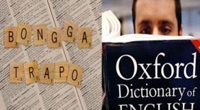 Filipino Words Bongga, Kilig, Pandesal Enter Oxford English Dictionary