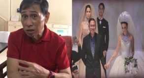 Frederick Peralta: Pinoy Designer Sells Creations For Medical Expenses