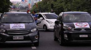 Grab Drivers Appealing For LTFRB To Reconsider Hatchback Cars