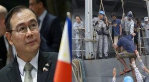 Locsin Thumbs Down PH-China Joint Investigation On Recto Bank Incident