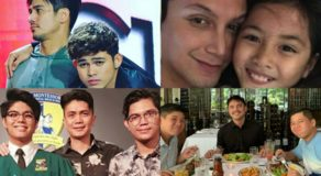 Father's Day: Celebrity Single Dads' Relationship w/ Their Kids