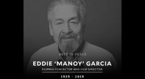 Eddie Garcia Dies At The Age Of 90, Family Friend Confirms