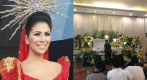 Miss World PH 2012 3rd Princess' Death: Pageant World Mourns