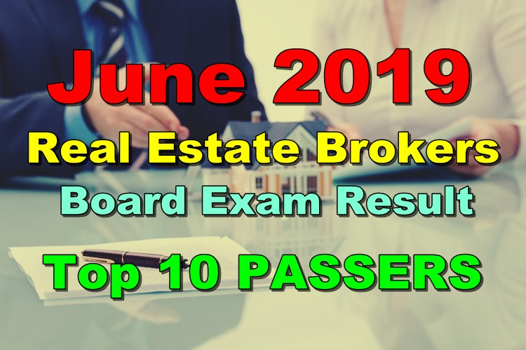 Real Estate Brokers Board Exam