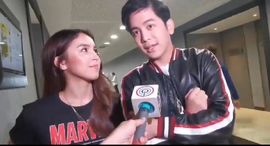 Julia Barretto Joshua Garcia