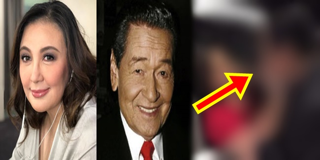 Sharon cuneta and Eddie Garcia photo