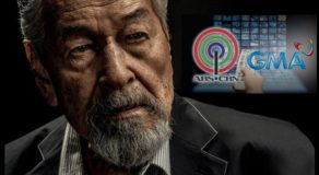 Eddie Garcia's Accident Proves Difference Between Kapuso & Kapamilya?