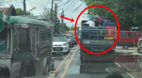 Fish Vendor Takes Revenge on Splashing Water (Malamig na, Malansa pa)