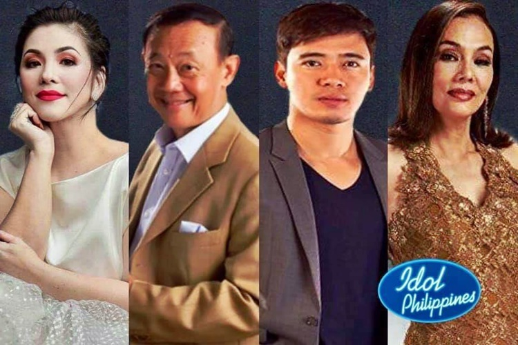 idol philippines supposed to be judges
