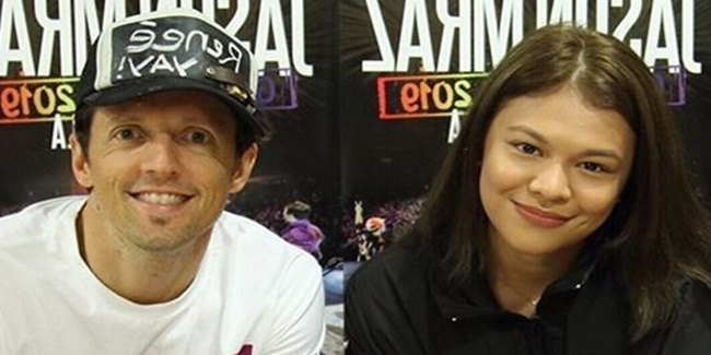 jason mraz and renee dominique