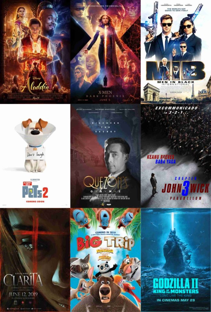 Robinsons Movieworld June 18, 2019