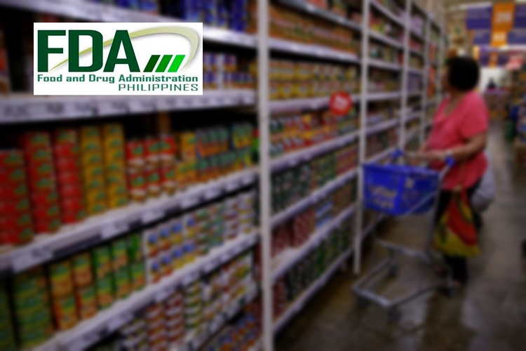 Unregistered Food Products