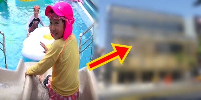 6-year-old youtube vlogger Boram 1