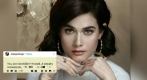Bea Alonzo's Cousin Posts Against 'Womanizer' Amid Gerald-Julia Rumored Affair