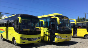 Ceres Bus Workers In The Middle Of Yanson Feud