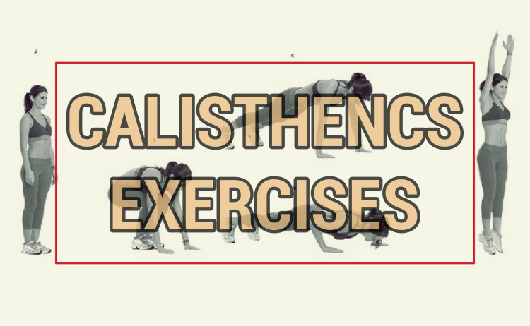 CALISTHENICS EXERCISES