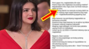 Dimples Romana Reacts To Fan's Poem About Daniela Mondragon