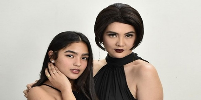 Dimples Romana and Andrea Brillantes