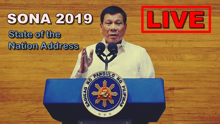 SONA 2019: President Duterte's 4th State of the Nation