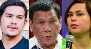 DUTERTE SONA 2019 – Inday Sara & Baste Duterte To Not Attend President's SONA