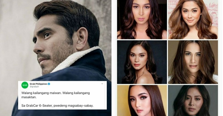 Gerald Anderson Issue Used By Grab Ph S Promotion Netizens React
