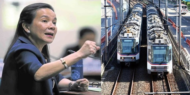 Grace Poe on DOTr