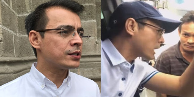 Isko Moreno inspection