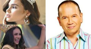 "Joey Reyes on Catriona Gray's Thai Basher: ""She needs brain surgery"""