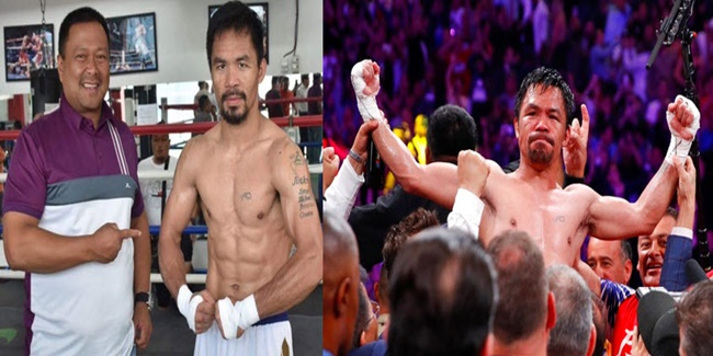 Manny Pacquiao & JV Ejercito 1