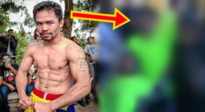 Manny Pacquiao: Video Of How He Made This Couple's Morning