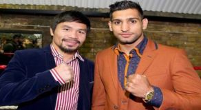 Manny Pacquiao: Amir Khan Claims Pacman Agreed Saudi Arabia Bout