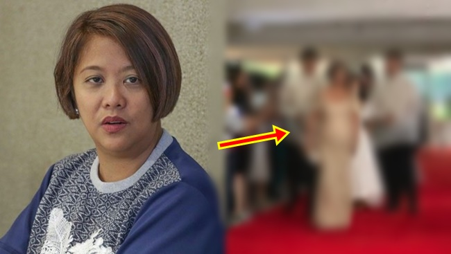 Nancy Binay Outfit SONA 2019